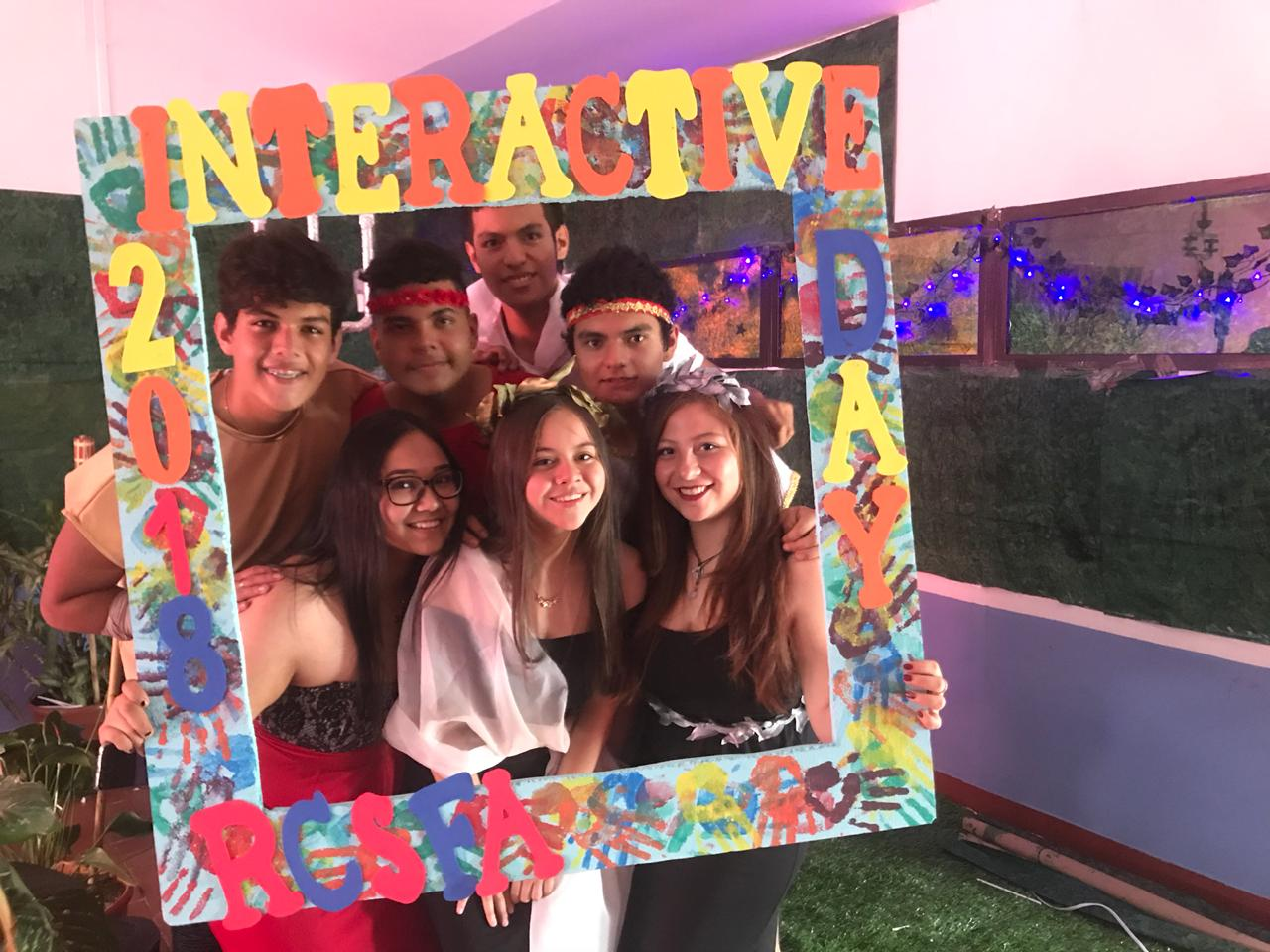 Interactive Day 2018